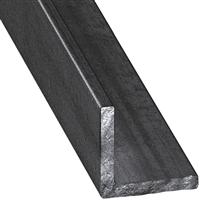 Cornière égale acier laminé à chaud verni 1 m 25x25x3 mm