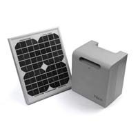 Kit d'alimentation solaire Solekit Motorisation portail Solekit