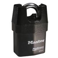 Cadenas Pro Series 6321 Master Lock avec anse protégée 6321EURD
