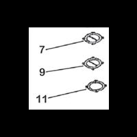 Membrane compresseur difair