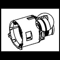 Boîte de transmission perceuse Festool C15 LI CT18+3 Li FL T 12+3 LI FL