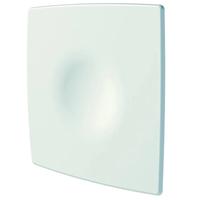 Façade pour bouche de ventilation autoréglable - Ø 80,100, 125 mm- Blanc