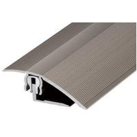 Seuil de porte dénivelé Romus FCS-718 aluminium titane 0.90 mètres