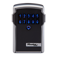 Boîte clés murale sécurisée Master Lock 5441EURD Bluetooth Access Smart