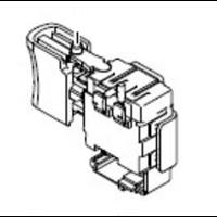 Interrupteur pour perceuse visseuse 6281D et 6261 D