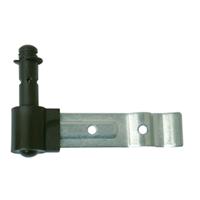 Gond à sceller Torbel série 3000 en composite noir axe de 14 mm