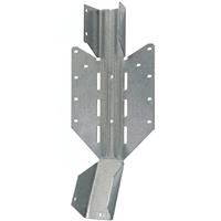 Étrier à pente et orientation réglable largeur 45 mm LSSUI25