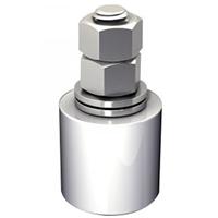 Olive de guidage polyamide diamètre 25 mm hauteur 35 mm : PRODIF-SOMEC F970