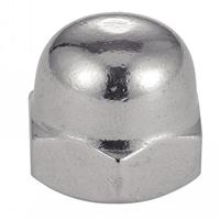 Écrou hexagonal borgne DIN 1587 inox A2 diamètre 6 mm Acton 626046