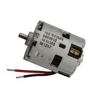 Moteur à courant continu 14.4 V pour perceuse 3 601 H65 400 Bosch 1607022608