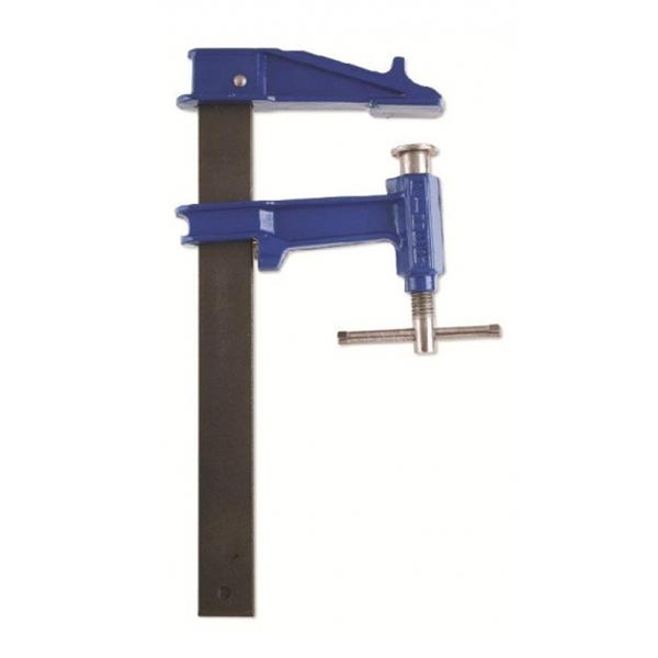 serre joint pompe type f saillie 120 mm serrage de 400 mm piher 04040. Black Bedroom Furniture Sets. Home Design Ideas