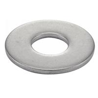 Rondelle plate large type L en acier inoxydable A4 - 10x27mm - boîte de 100