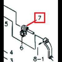 Arbre vis sans fin pour perceuse à colonne 370E 371E Promac PM370607