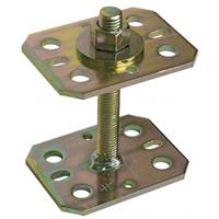 Pied de poteau réglable 30 à 90 mm Simpson Strong-Tie APB7090/100
