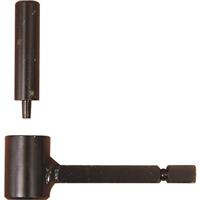 Gond chimique pierre finition cataphorèse longueur 80 mm diamètre 14 mm : I.N.G. Fixations