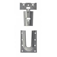 Étrier à queue d'aronde ETSN en acier longueur 100 mm largeur 60 mm