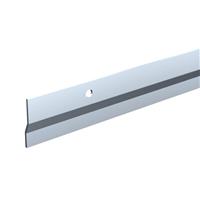 Profil support acier galvanisé pour bandeau facade longueur 2.5 mètres : Mantion 10187/250