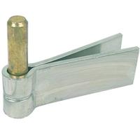 Gond à sceller Torbel 2 lames inox laiton gond de 14 mm longueur 110 mm