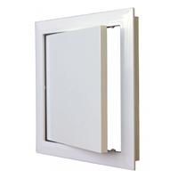 Trappe de visite à porte démontable multi-usages - 400 x 200 mm - ABS