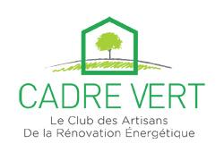 Logo de Cadre Vert