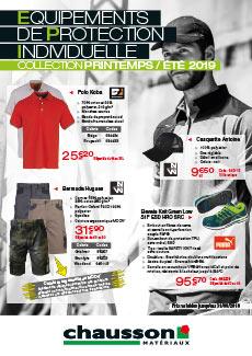 Catalogue EPI
