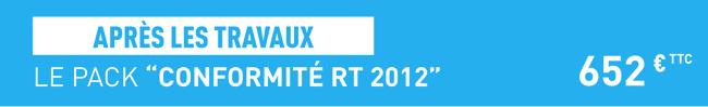 Pack Conformité RT 2012